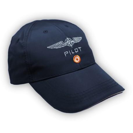 Pilot Caps Microfibre Design4Pilots  BLU