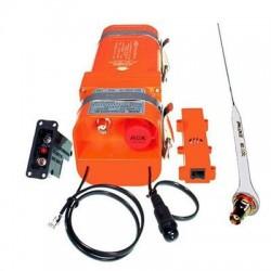 ELT ACK E-04 - 406 MHZ - Kit Completo di Comando Remoto e Antenna
