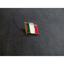 Italy Flag  Brooch