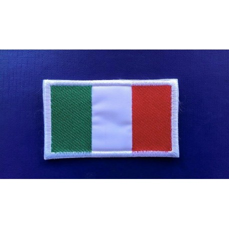 Italy Rectangular Patch