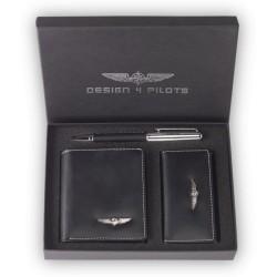 Design4Pilots Wallet Set