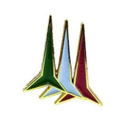 Frecce Tricolori spilla 1,80 cm