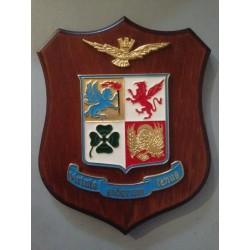 Crest Heraldic Aeronautics Militare