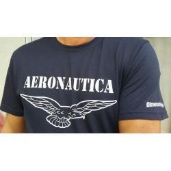 """T-Shirt  """"Aeronautics"""" Unisex"""
