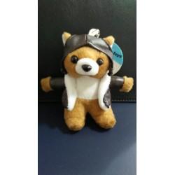 Aviator Bear Plushes 10cm.