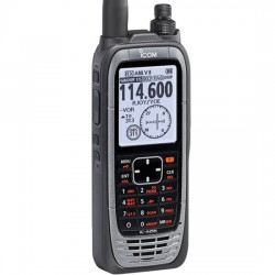ICOM IC-A25N  GPS & Bluetooth ( 8,33Khz)