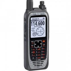 ICOM IC-A25N  GPS & Bluetooth ( 8,33Khz)