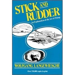 Stick and Rudder ( Langewiesche) in lingua Inglese