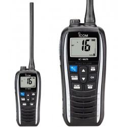 Icom IC-M25EURO Ricetrasmettitore portatile VHF  galleggiante Bianco