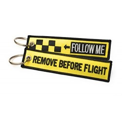 Key Ring FOLLOW ME