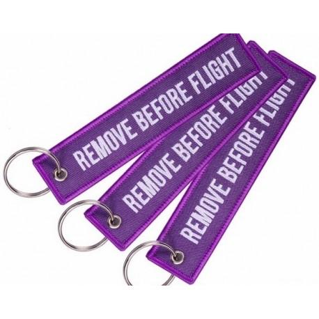 Key Ring Remove Before Flight