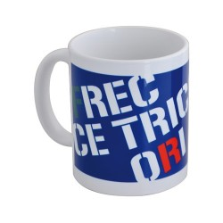 Coffee Mugs-Tazza Frecce Tricolore