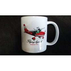 Coffee Mugs-CESSNA 172
