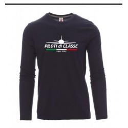 "T-Shirt ""Piloti di Classe "" Man Pineta"