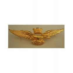 Brevetto pilota militare 5 cm