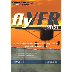 VFR FLY ITA 4 2021 SICILY Charts