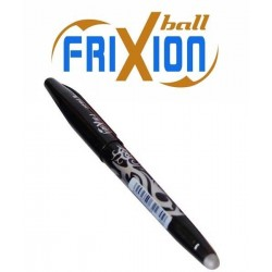Pilot Frixion Ball erasable pen 0.7mm Color BLACK