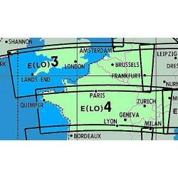 Jeppesen Aeronautical Charts IFR E(LO) 1/2