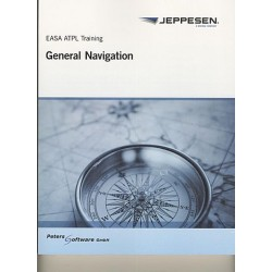 Jeppesen Book EASA ATPL Training - General Navigation