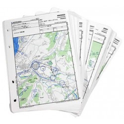 "VFR Manual  ""OSCAR""   ( Jeppesen )"