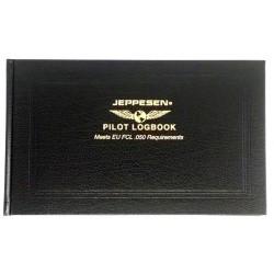 Jeppesen Logbook Professional European EU FCL.050