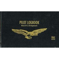 Logbook Pilot EASA EU FCL.050 Small