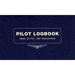 Logbook Pilot EASA EU FCL.050 Small Soft